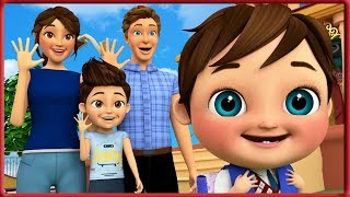 Going To School Song - First Day of School - Banana Cartoons Original Songs