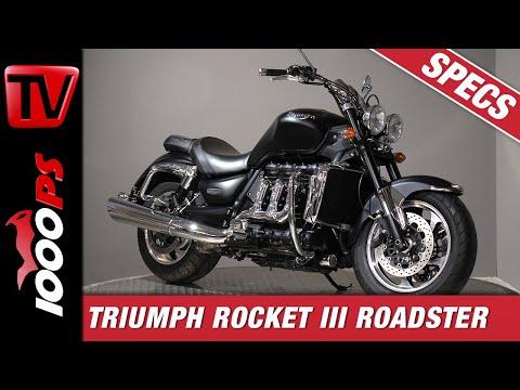 Triumph Rocket 3 2014 Factsheet - Overview, Details, Specs - Sound, no Voice