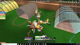 Roblox Field Of Battle (Part 21) Our next boss rush success Season 6 Series