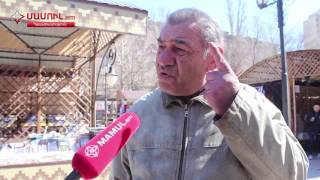 Քաղաքացիները «Հաց բերող»  Արթուր Սարգսյանի մահվան մասին