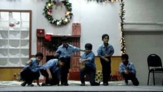 Khaike paan banaras wala - San Antonio Kids - Christmas 2010