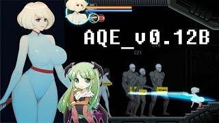 002 Alien Quest Eve V0 12B Ryona