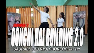OONCHI HAI BUILDING 2.0 DANCE CHOREOGRAPHY I JUDWAA 2 I EASY STEPS I THE RIGHT MOVES I BOLLYWOOD