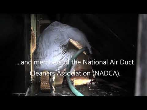 Commercial HVAC Cleaning by Action Duct