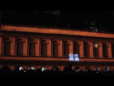 Fête des lumières 2014   8 décembre à Lyon
