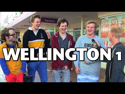 Joe Goes To Wellington, New Zealand (Part 1 of 2)