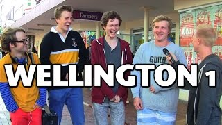 Joe Goes To NEW ZEALAND: WELLINGTON (Part 1 of 2)
