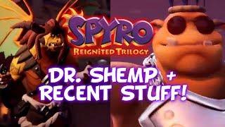 Spyro Reignited Trilogy: Dr. Shemp - Trondo - Recent Stuff - Canadian Guy Eh Surprise Announcement?