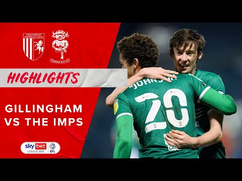 Gillingham Lincoln Goals And Highlights