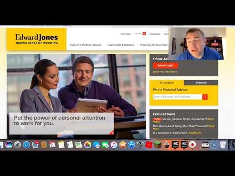 Edward Jones: My Take