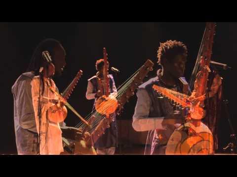 KORA TRIO SENEGAL Konzert Rote Fabrik Zürich
