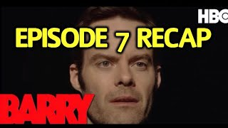 Barry Season 2 Episode 7 The Audition Recap