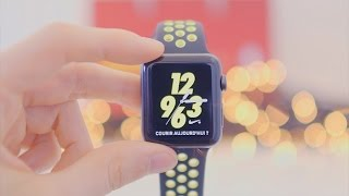 Présentation Apple Watch Nike+ (Special Edition)