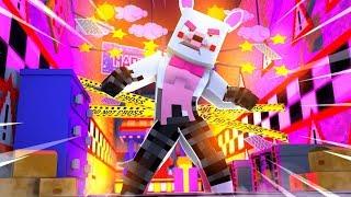 Minecraft Fnaf Daycare: Mangle Goes Crazy?! (Minecraft Roleplay)