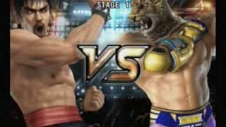 Tekken 5 - Law