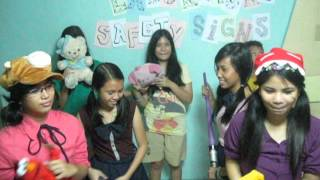 Laboratory Safety Symbols (MV by Powerpoof Girls)
