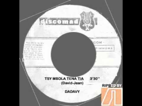 DADAVY - Tsy mbola tena tia (Nonot Robel)