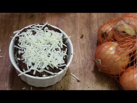 Silently Cooking - French Onion Soup - (With Commentary)