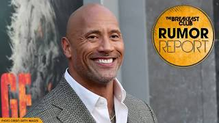 The Rock Says He's Been Taking Secret Political Meetings