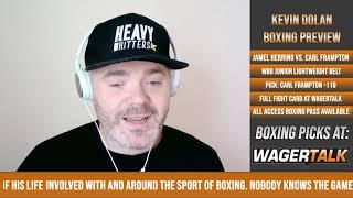 Carl Frampton vs Jamel Herring Betting Preview | Boxing Picks, Predictions and Odds | April 3