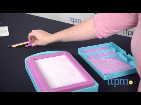 Princess Design Activity Kit From Melissa Doug Youtube