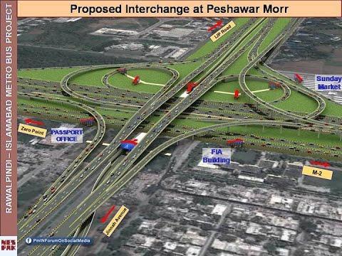 Peshawar Rapid Bus Transport System/Metro Bus Short Documentary