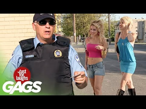 Honking at Hookers Prank - Just For Laughs Gags