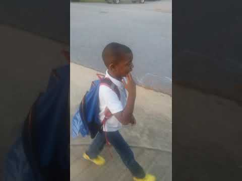 Clubview Elementary school walk to school day parade!!!