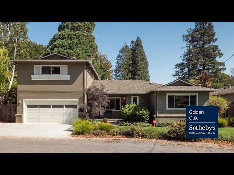 480 Santa Margarita Ave Menlo Park CA | Menlo Park Homes for Sale