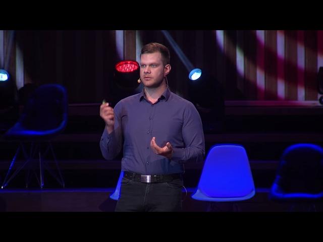 Hrabrost za promjene | Matija Cetinić Frankos | TEDxZagreb
