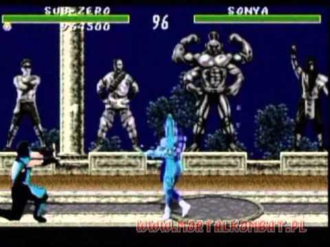 History of Mortal Kombat G4 Icons
