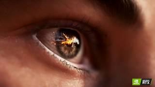 BATTLEFIELD V | GeForce RTX Real-time Trailer (Gamescom 2018)