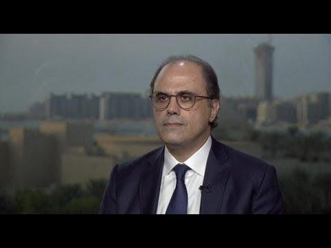 جهاد أزعور يتحدث لـCNN عن أدوار صندوق النقد بمساعدة الدول  - 17:54-2018 / 11 / 12