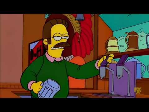 Momentos Graciosos de Ned Flanders (Audio Latino)
