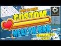 How to Make Custom HP Construct 2 Tutorial - Construct 2 Health Bar 1