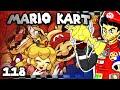 The Funniest Mario Kart Grand Prix Yet (Mario Kart 8 Online: The Derp Crew - Part 118)