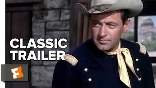Escape From Fort Bravo (1953) Official Trailer - William Holden, Eleanor Parker Movie HD