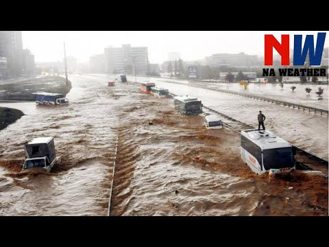 Scary Footages: Monster Flash Floods In The World 2020