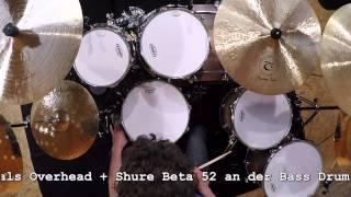 NEUMANN TLM 107 - Teil 1 - drumxound