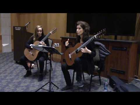 Masterclass with Sharon Isbin - Prelude from BWV 995, J.S. Bach