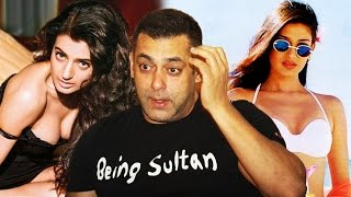 5 Actresses Who REFUSED To Romance Salman Khan OnScreen After One Film