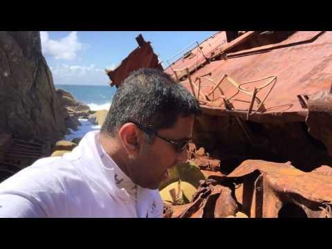 Lands End Shipwreck