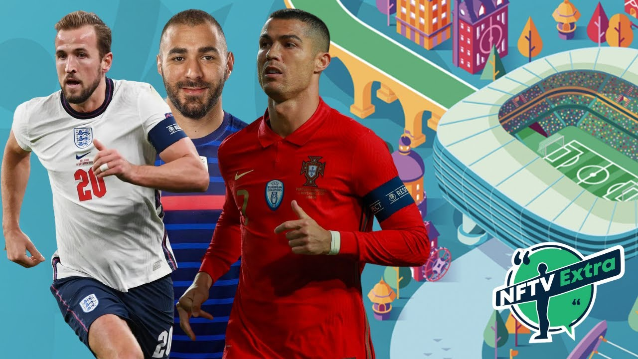 France, Portugal or England to win Euro 2020?