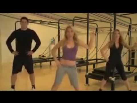 Фитнес Трейси Андерсон  Комплекс упражнений   1