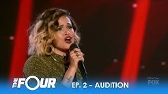Whitney Reign: This Chicago Mama SLAYS 'Issues' In Audition | S2E2 | The Four
