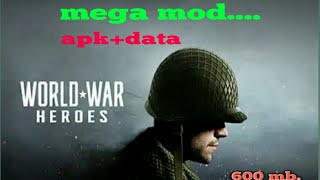 World War Heroes 1.8.3 mod Apk + Data for Android