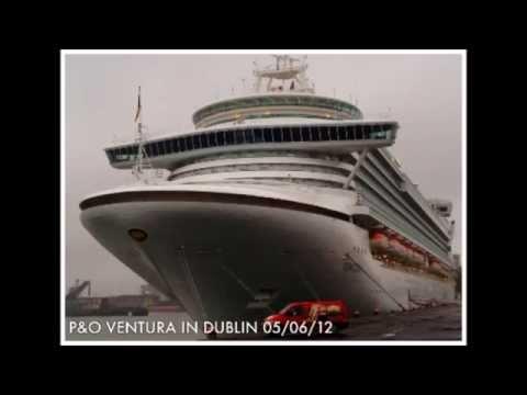Dublin Port Ships