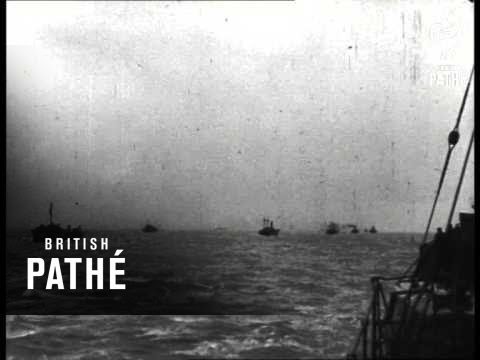 Merchant Ship Convoy (1943)