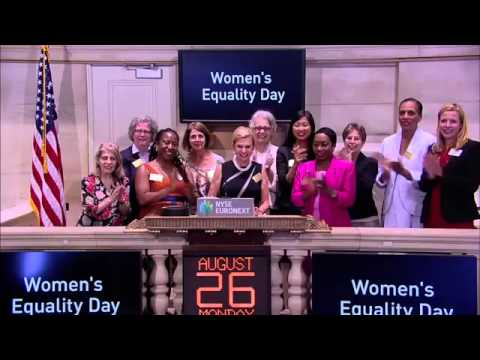 Congresswoman Carolyn Maloney D Manhattan, Queens Commemorates Women s Equality Day on August 26