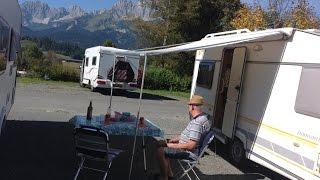 Camping Michelnhof-St. Johann in Tirol